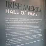 The Irish America Hall of Fame