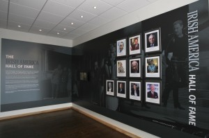 Photos on The Irish America Hall of Fame