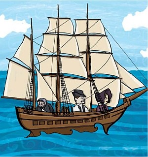 Dunbrody Famine Ship is Family Friendly